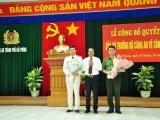 TP Hải Phòng và tỉnh Hải Dương đổi vị trí Giám đốc Công an