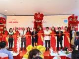 Khai trương căn hộ mẫu Paris Hoàng Kim thu hút khách hàng tham dự