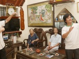 Nghệ nhân ưu tú Hoàng Văn Hởi: Giữ mãi ngọn lửa cho nghệ thuật chèo truyền thống
