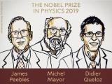 Nobel Vật lý 2019 vinh danh khám phá vũ trụ và ngoại hành tinh