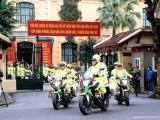 Hà Nội phân luồng giao thông phục vụ trận Việt Nam gặp Malaysia