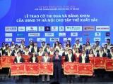 Tặng Bằng khen và vinh danh gần 200 doanh nghiệp Thủ đô tại Đêm Doanh nghiệp 2019