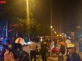 Thanh Hóa: Nghi án côn đồ dùng xe bán tải truy sát xe Exciter 2 người thương vong trong đêm