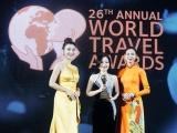 Hệ thống nghỉ dưỡng của FLC giành 'cú đúp' tại World Travel Awards 2019