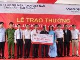 Người đàn ông Nghệ An trúng Vietlott Jackpot hơn 80 tỷ đồng