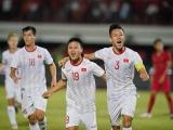 Thắng Indonesia, Việt Nam trở lại top 15 đội bóng mạnh nhất Châu Á