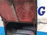 Đà Nẵng: Xe khách chở 400kg mỡ động vật không rõ nguồn gốc