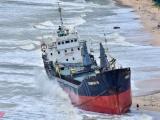 7 tàu hàng tại Bình Định bị đứt neo khi đậu tại cảng Quy Nhơn