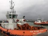 Tàu hàng hơn 6.000 tấn chìm trên biển