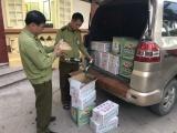 Lạng Sơn: Phát hiện 620 kg củ cải đã qua sơ chế nhập lậu từ Trung Quốc