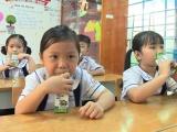 TP.HCM: Hơn 300.000 trẻ được uống sữa học đường từ ngày 01/11