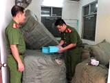 Đà Nẵng: Chặn bắt hơn 8 tấn hàng Tết nhập lậu từ Trung Quốc