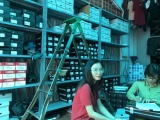 Hà Nội: Thu giữ hơn 2.200 đôi giày nghi giả các nhãn hiệu nổi tiếng
