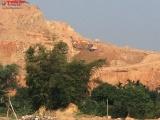 Hòa Bình: Huyện Lạc Thuỷ làm ngơ hàng loạt vi phạm về khai thác đất?