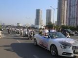 Roadshow mang tinh thần thể thao khuấy động thị trường địa ốc Hà Nội