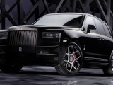 Rolls-Royce ra mắt biến thể Black Badge cho SUV Cullinan, đẹp hút hồn