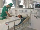 Bảo vệ bệnh viện bị đâm trọng thương trong ca trực