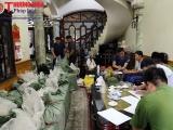 Quảng Ninh: Thu giữ gần 1 tấn pháo nổ trái phép