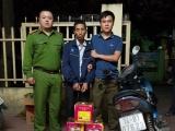Quảng Ninh: Bắt giữ đối tượng mua bán pháo nổ trái phép