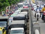 TP.HCM cấm xe nhiều tuyến đường trung tâm