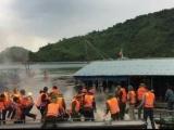 Quảng Ninh: Đoàn cưỡng chế bị ném bom xăng, nhiều cán bộ bị thương
