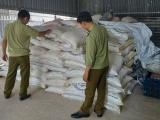 Tây Ninh: Tạm giữ gần 13 tấn đường cát nghi nhập lậu