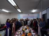 Lễ ra mắt và tổ chức hoạt động của Chi hội VKBIA – miền Nam Hàn Quốc