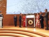 Chủ tịch FLC tham gia đánh cồng mở màn phiên giao dịch 20 năm thành lập Sàn Chứng khoán Singapore
