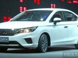 Honda City 2020 có giá cạnh tranh từ 443 triệu đồng