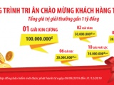 Dai-ichi Life Việt Nam công bố khách hàng may mắn thứ 2.930.000, 2.940.000 và 2.950.000