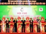 Khai mạc hội chợ cam, bưởi Lục Ngạn 2019