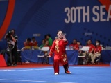 Nữ VĐV mang về tấm huy chương đầu tiên cho đoàn thể thao Việt Nam