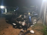 Phú Yên: Ôtô bán tải tông liên hoàn khiến 7 người thương vong