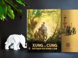 """Ra mắt sách """"Xung và cung – đôi bạn voi dũng cảm"""""""