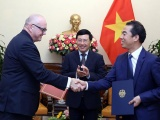 Việt Nam và Đức tăng cường thúc đẩy quan hệ đối tác chiến lược