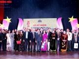 Hội Mỹ nghệ kim hoàn đá quý Việt Nam tổ chức kỷ niệm 30 năm ngày thành lập