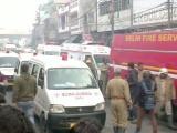 Cháy nhà máy tại Ấn Độ, ít nhất 43 người chết
