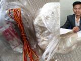 Thanh Hóa: Hành khách đi máy bay mang theo kíp nổ