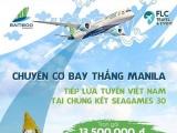 Bamboo Airways tặng 01 năm bay miễn phí cho 2 đội tuyển bóng đá nam, nữ Việt Nam và BHL