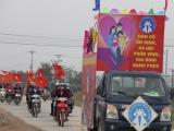 Lễ phát động Tháng hành động quốc gia về dân số