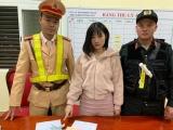Bắt giữ thiếu nữ 9X giấu ma túy trong túi xách