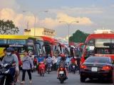 Hà Nội dự kiến tăng thêm 2.200 xe khách dịp Tết