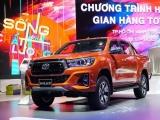 Toyota Hilux triệu hồi 32 xe tại Việt Nam