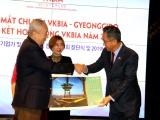 Lễ ra mắt Chi hội VKBIA – Gyeonggido và sơ kết hoạt động năm 2019 của VKBIA