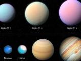 Phát hiện 15 hành tinh kỳ lạ trông giống 'viên kẹo bông'