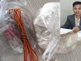 Khởi tố đối tượng mang gần nửa kg thuốc nổ vào sân bay Thọ Xuân