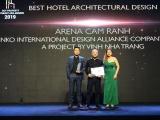 The Arena Cam Ranh được vinh danh tại Dot Property Southeast Asia Awards 2019