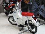 Zongshen Cineco e-Classic 2020 có thiết kế giống Honda Super Cub C125