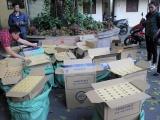 Hải Phòng: Bắt giữ 12.000 bao thuốc lá ngoại nhập lậu