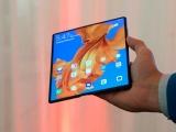 Huawei Mate X2 có thiết kế tương tự Samsung Galaxy Fold